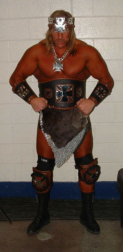 wwe triple h king of kings wrestlemania 22 - Triple H Halloween Costume