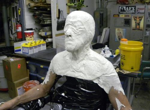 Life & Body Casting at AFX Studios