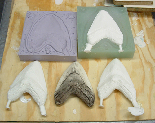 Mold Making at AFX Studios
