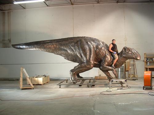 Sculpture At Afx Studios